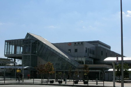 JR 島田駅-241007-1