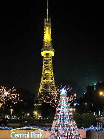 Central Park  クリスマスイルミネーション 2006-181225-1