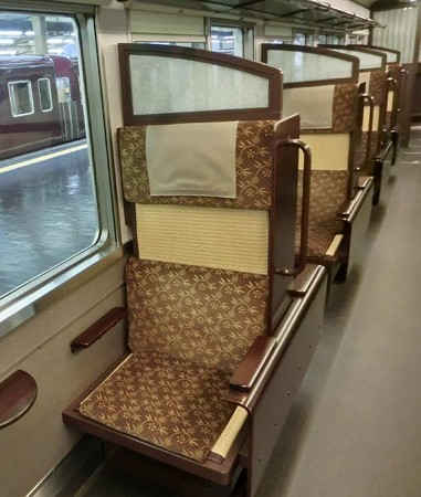 hankyu kyou train-250101-5