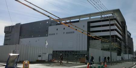 MARK IS 静岡 (マークイズ静岡) 2013年4月開業予定で建設中 3-1