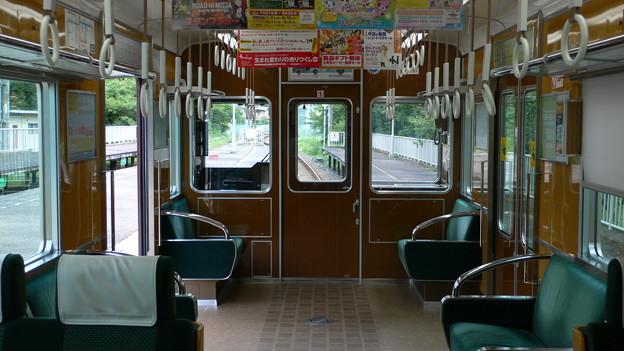 阪急 6300系 車内