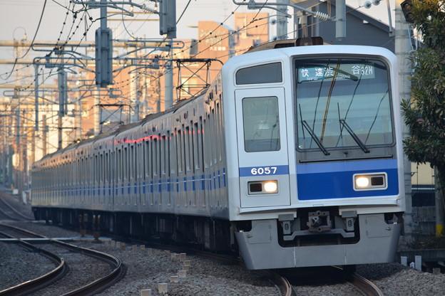 6157F 快速渋谷行き