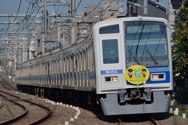 Photos: 6155F 準急新木場行き