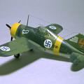 006a_ブリュスター・バッファロー B-239 イッル・ユーティライネン准尉機