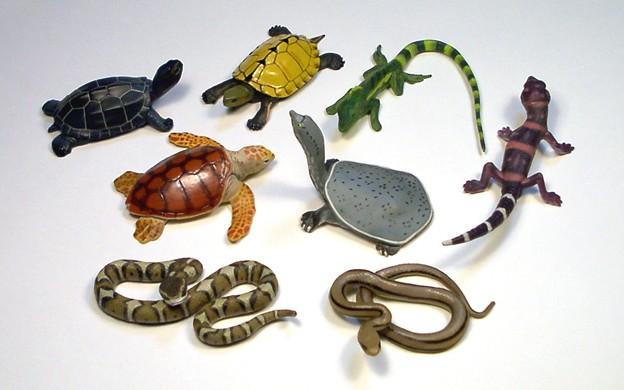 029d_チョコエッグ-爬虫類