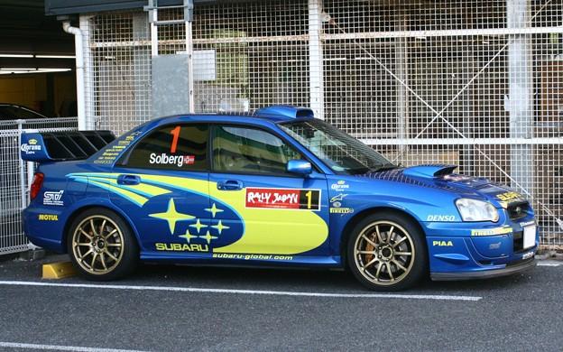 011n_スバル・インプレッサWRX STi(ラリージャパン・ソルベルグ仕様)