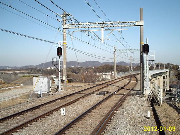 京急久里浜線【三崎口駅】 横浜方向