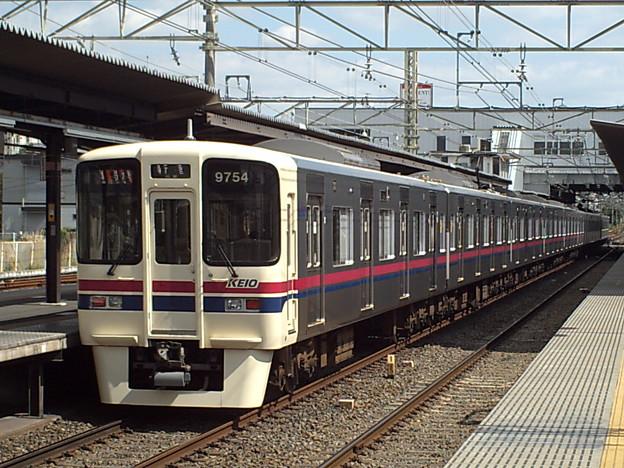 京王9000系【特急|新宿】