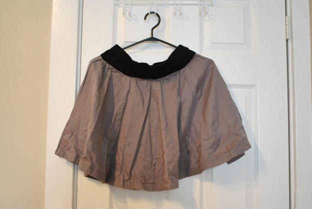 Sale スカート(グレー)$3
