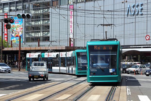 Photos: 広島電鉄5000形