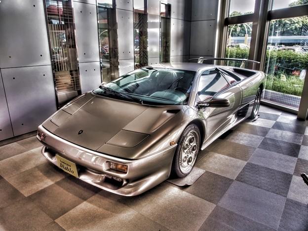 Lamborghini Countach Diablo