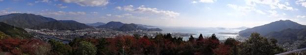 野呂山~広湾