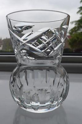 エジンバラクリスタル アザミグラス(シスルグラス)