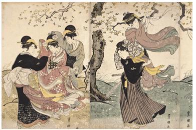 江戸 浮世絵