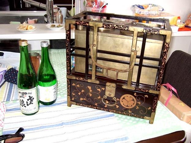 江戸 燗銅壺