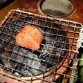 Photos: めんたいこ1個 炭火焼き