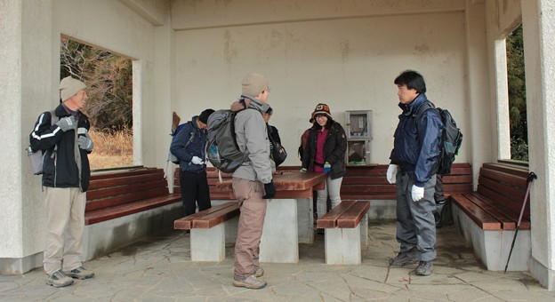 富幕山へ今年☆トミー99回登頂