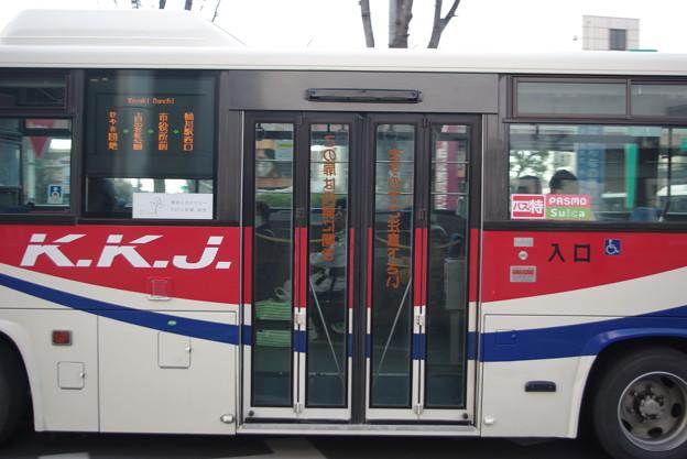 川越観光自動車 2025号車 レインボーRJ