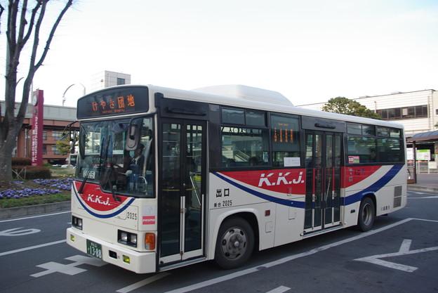 川越観光自動車 2025号車 レインボーHR