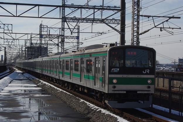 205系ハエ5編成 927K