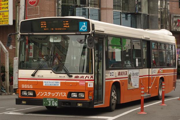 東武バスウエスト 9655