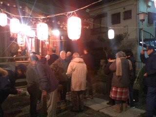 初詣(塩釜神社)。