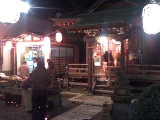 塩釜神社。