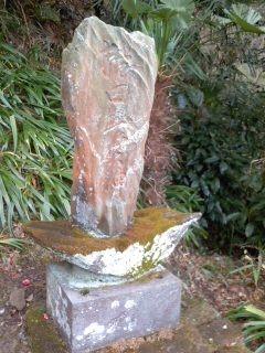 猿田彦大神(第六天神社)。