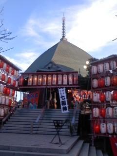 本覚寺 夷堂。