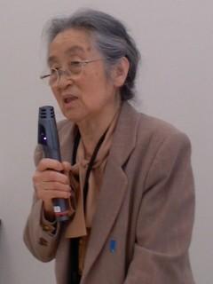 伊藤玲子新顧問。