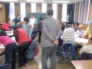 地域サポーター養成講座(10月29日)