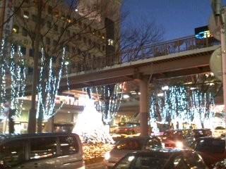 藤沢駅前(1月12日)