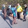 Photos: 防犯パトロール(1月22日、小袋谷町内会)