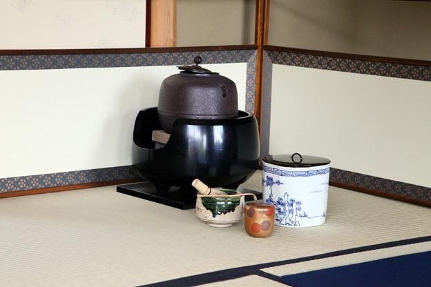 茶室の設え