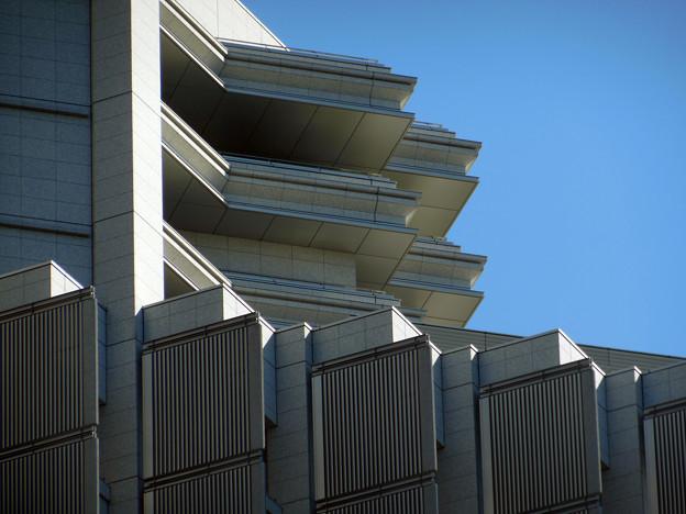 ビルの造形