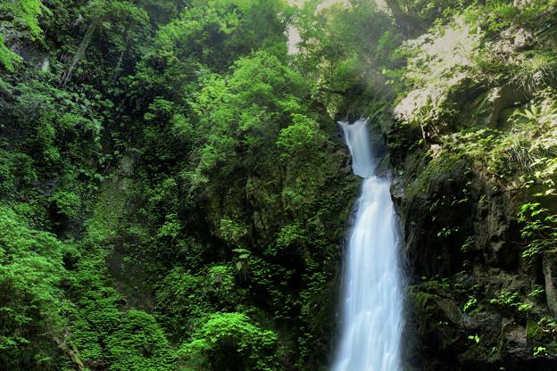 塩川の滝 01 HDR