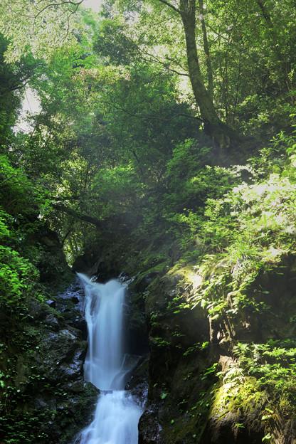 塩川の滝 02 HDR