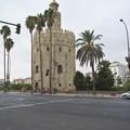 Photos: セビージャ:黄金の塔(スペイン)