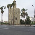 セビージャ:黄金の塔(スペイン)