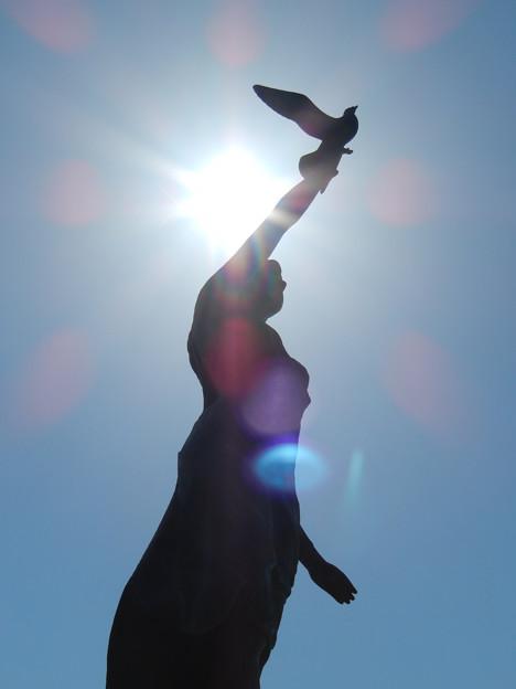 鹿嶋の女神さま