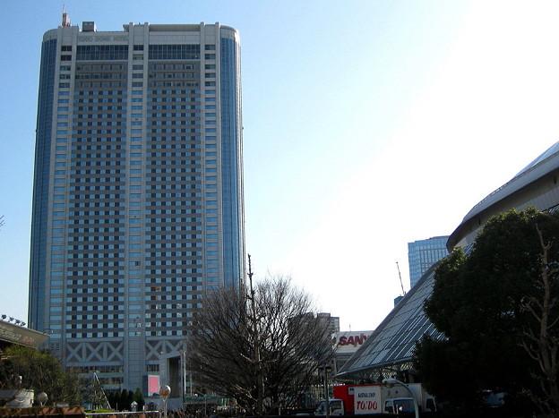Photos: 東京ドームホテル