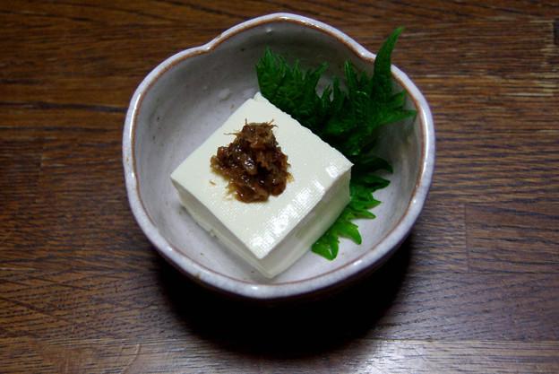 IMGP8383大村益次郎先生は豆腐好き