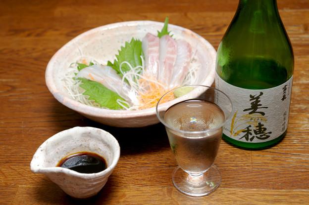 IMGP9528東広島市、福久長純米吟醸美穂
