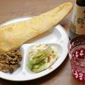 Photos: IMGP9590東広島市、賀茂鶴本醸造爽快辛口とダルカレー