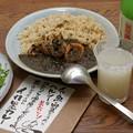 Photos: IMGP9612広島市佐伯区、八幡川にごり酒とイカ墨カレー