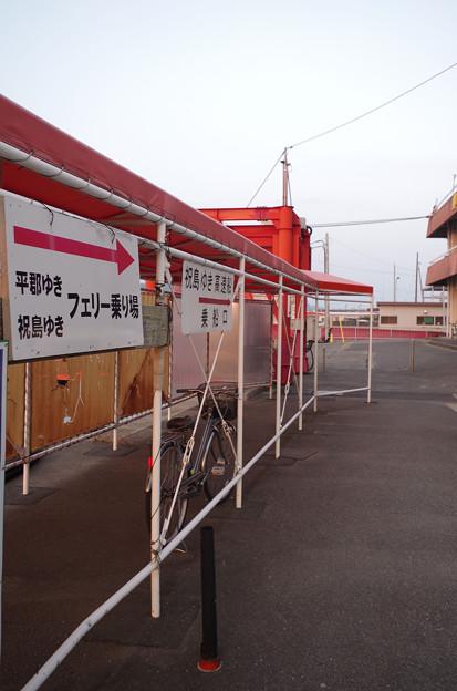 IMGP1097柳井市、柳井港フェリーターミナル2