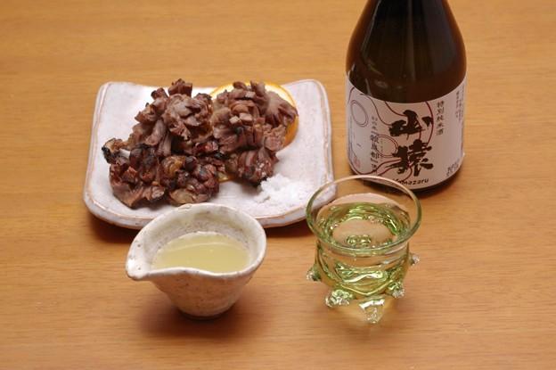 IMGP9815山陽小野田市、山猿特別純米酒