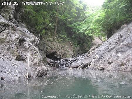 2013-05-19接阻湖カヤックツーリング (13)