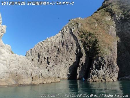 2013年9月28・29日南伊豆キャンプ&カヤック (8)