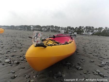 2014-03-01進水式&カヤックサーフィン (3)